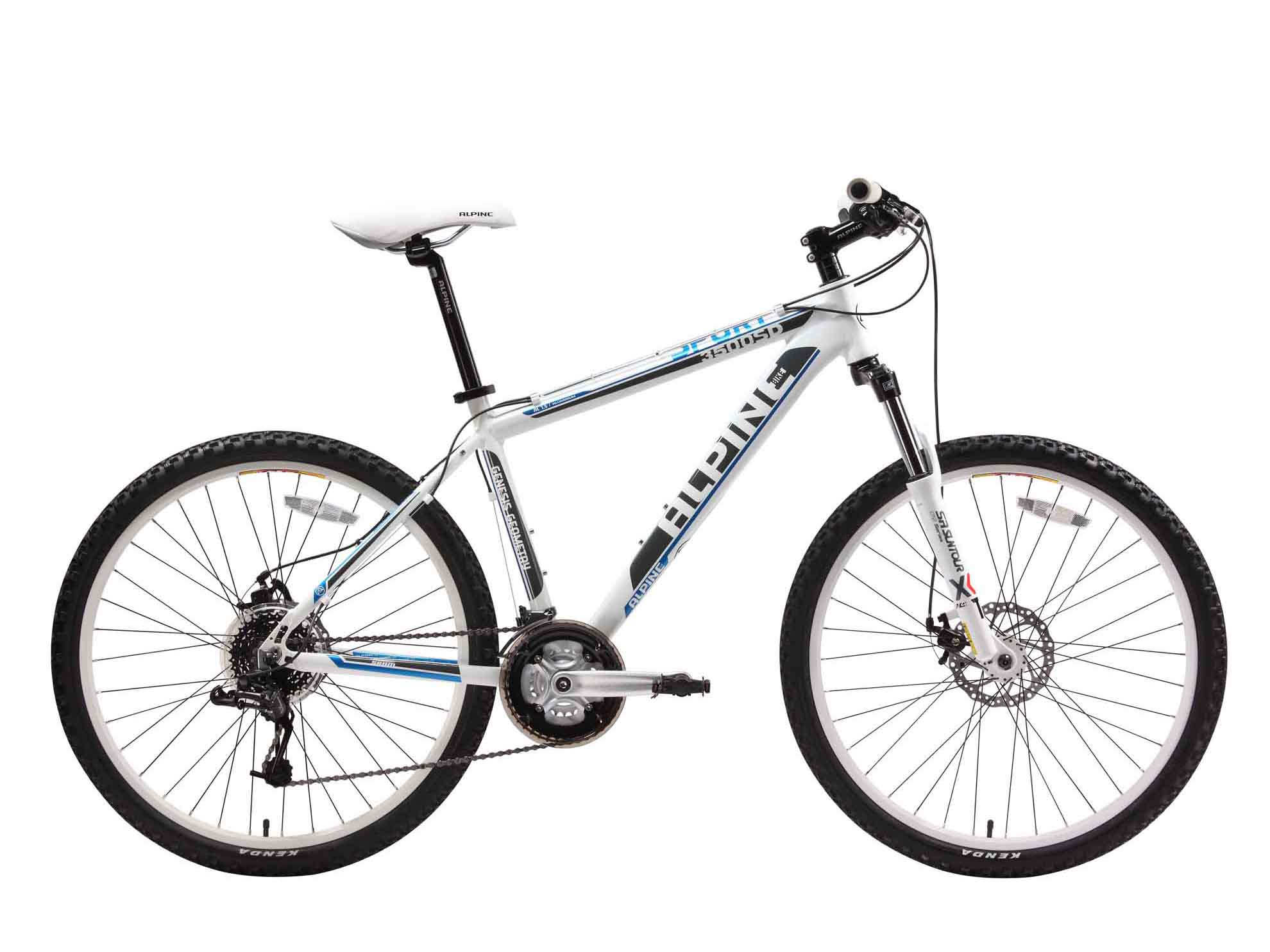 Alpine Bike 3500SD Luxury