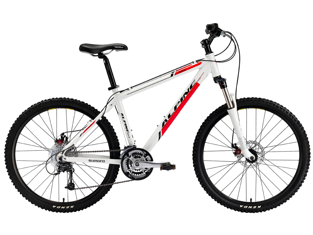 Alpine Bike 4500SD