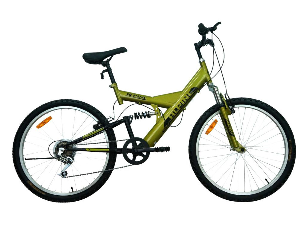 Alpine Bike BASIC 24