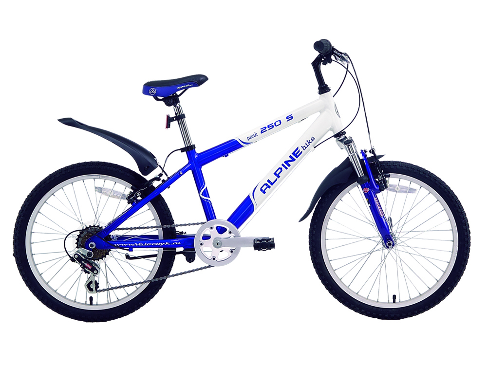 Велосипед Alpine Bike 250S