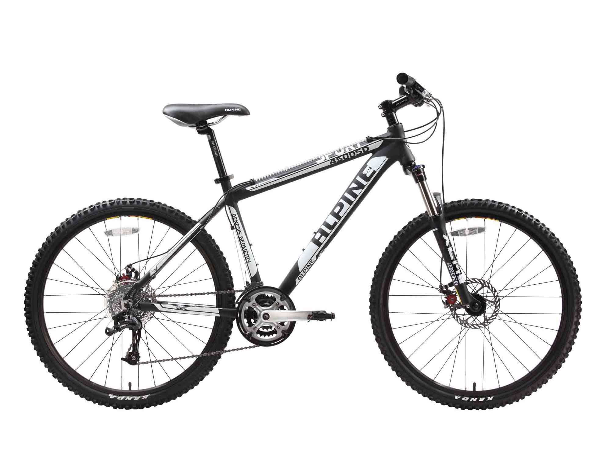 Alpine Bike 4500SD Luxury