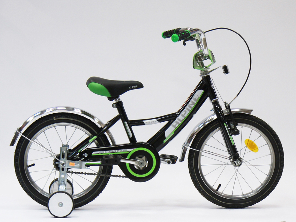 Велосипед Alpine Bike BASIC 16