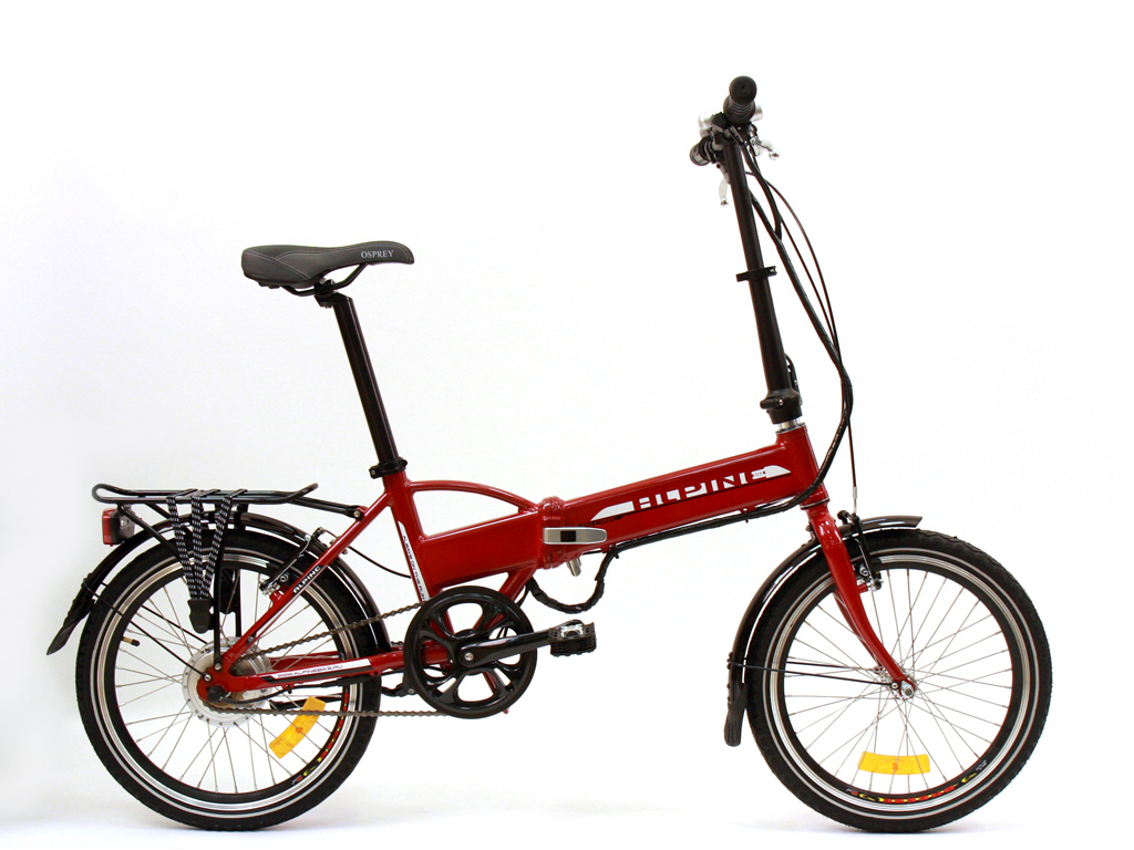 Alpine E-Bike 850